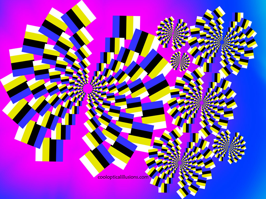 optical illusions freaky