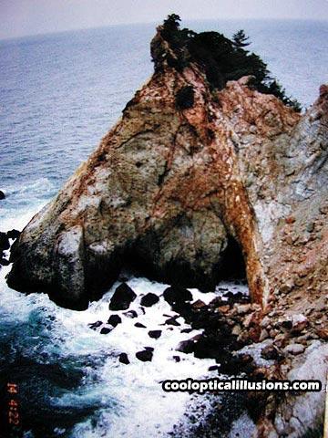 horse peninsula ocean picture