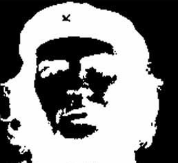Who is this man? Che Guevara