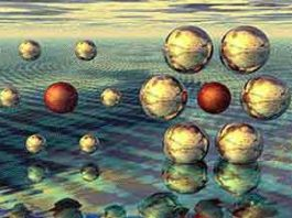Cool Painting- Which ball is bigger?