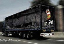 Illusion Semi-trucks